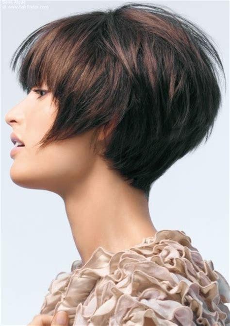 straight hairstyles  short hair cute haircuts