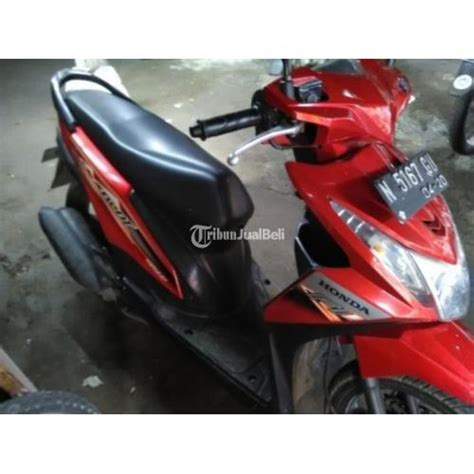 Jual Alarm Sepeda Motor Di Malang motor matic honda beat fuel injection bekas tahun 2014