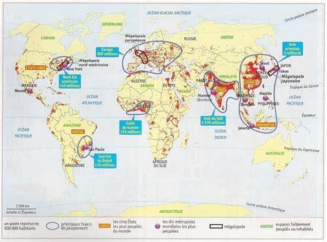 11 foyer de population foyers de population dans le monde lexique histoire