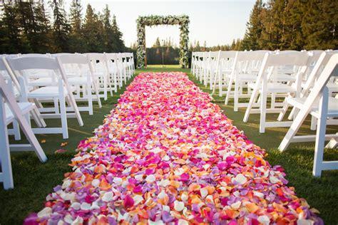 2018 Wedding Aisle Décor Trends   Blog   Front Range Event