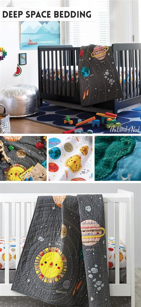 Space Themed Crib Bedding Space Themed Crib Bedding 6677