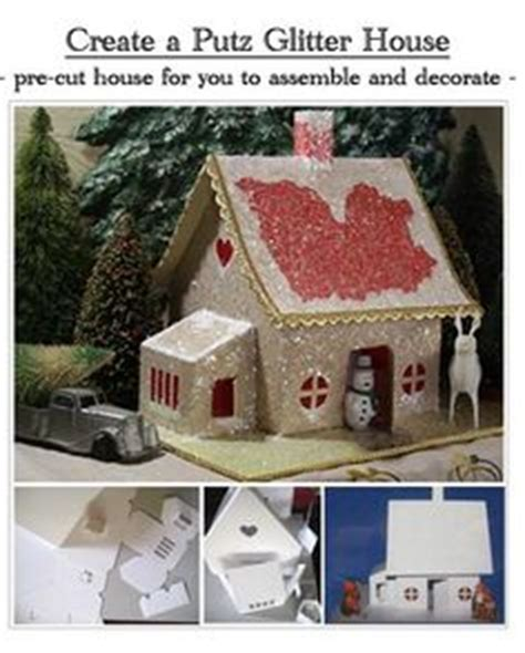 for easter 32 north specialty craft supplies and 1000 images about putz houses on pinterest putz houses
