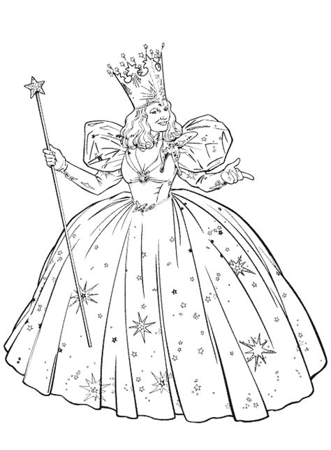 emerald city coloring pages coloring pages
