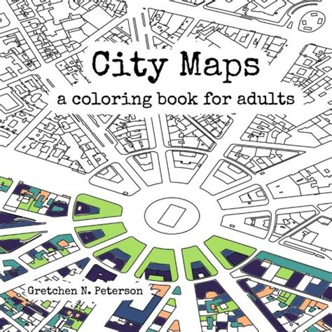 geography coloring book 15 great map geography city travel coloring