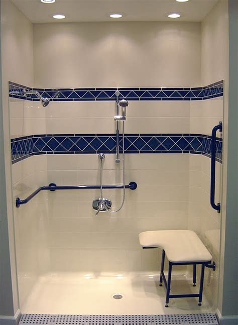 Top Bars In Bath by Accessible Showers By Best Bathuniversal Design Style