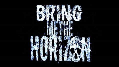 Kaos Bring Me The Horizon Logo 4 V Neck Vnk Bmh04 bring me the horizon blessed with a course lyrics hq hd