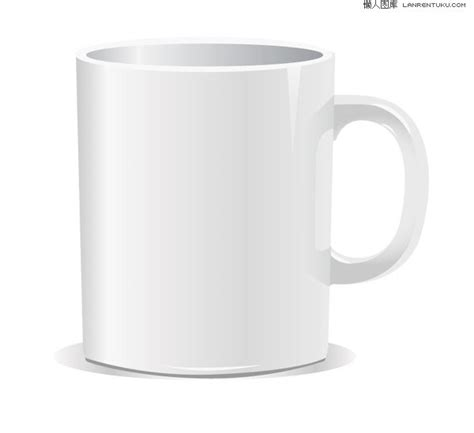 design mug photoshop textured white ceramic coffee cup vector material my