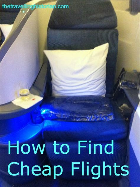 how to buy cheap flights how to find cheap flights the travelling historian