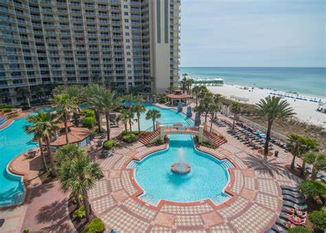 3 bedroom condo panama city beach two bedroom vacation rental with ocean view vaycayhero 3