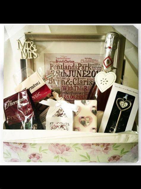 Best 25  Wedding hamper ideas on Pinterest   Bride box