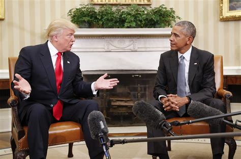 obama s oval office vs trumps obama s farewell speech vs the salacious trump memo a