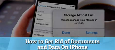 How To Get Rid Of Documents And Data On Iphone how to get rid of documents and data on iphone imentality