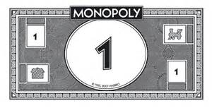 monopoly money colors monopoly fiat money 2012 patriot