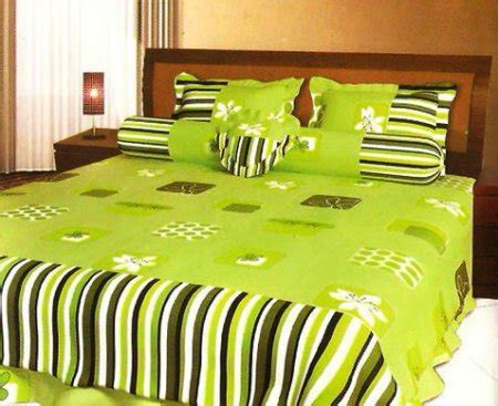 sprei clover by toko bed cover
