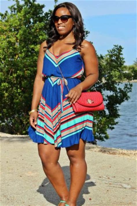 summer plus size 24 who are not scared to show in plus size