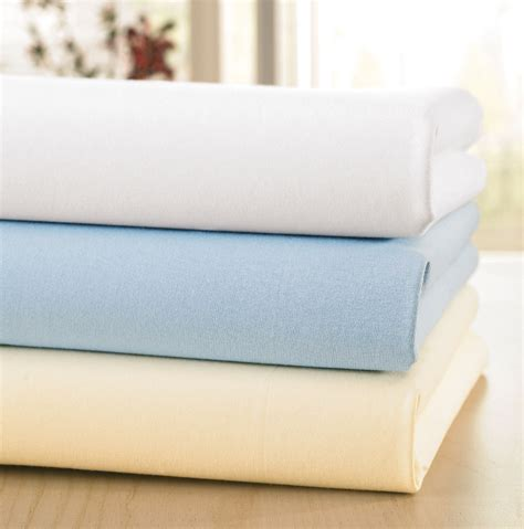 soft sheets soft cotton jersey non iron fitted sheets ebay