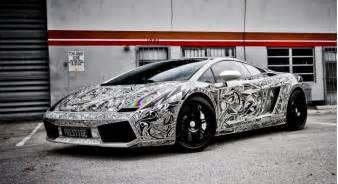 Miami Lamborghini Dealer Miami Lamborghini Dealer Unveils Gold Wrapped Aventador