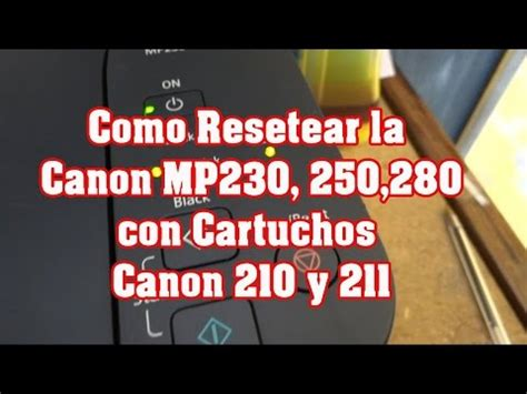 reset mp280 e08 descarga waste ink p07 e08 resetear reset canon mp250 mp280