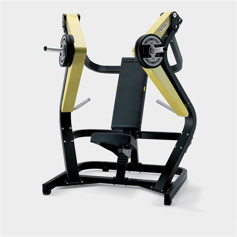 technogym bench press pure strength plate loaded wide chest press technogym