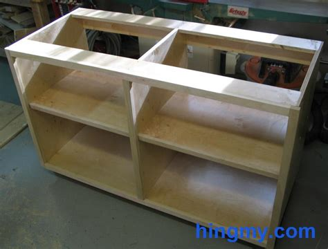 how to build a cabinet base building base cabinets