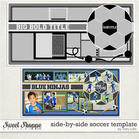 scrapbook layout soccer 17 best images about sport layouts on pinterest creative
