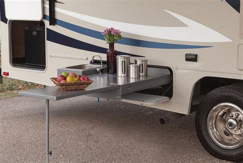 10 RVs With Amazing Outdoor Entertaining & Kitchens ? Welcome, To The General RV Blog!