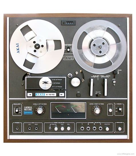 Toa Stereo Seetronik Akai 1 4 Inch 6 5mm akai x 1810 manual stereo deck hifi engine