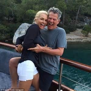 yolanda foster romantic inside yolanda foster s romantic yacht vacation photo