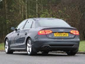 Audi A4 S Line For Sale 2009 Used Audi A4 2009 Manual Diesel 2 0 Tdi 170 S Grey For