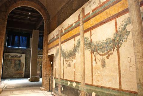 fori romani ingresso casa di augusto e livia e fori romani foro romano visite