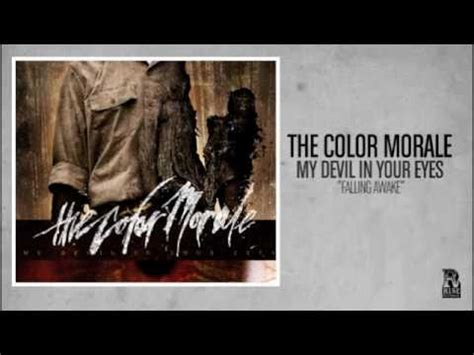 The Color Morale Strange Comfort Lyrics by The Color Morale For Rock Band Harmonix Forums