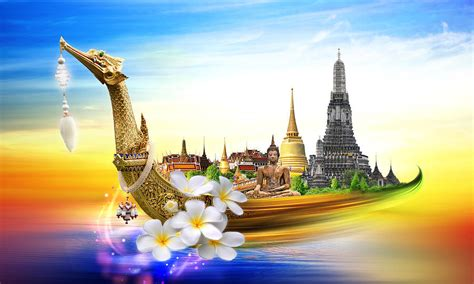 Amazing Thailand amazing thailand by potowizard thailand