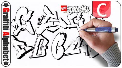 graffiti alphabet letra  buchstabe  letter  youtube