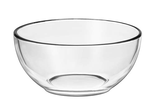 large bowls large clear glass serving bowl a place setting
