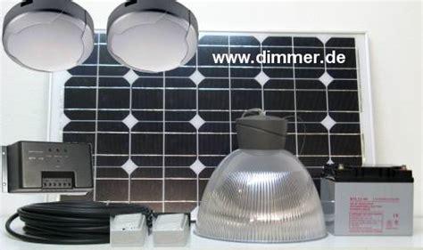 Solarbeleuchtung Fur Gartenhaus
