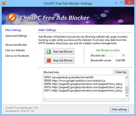 Blockers Free Chrispc Free Ads Blocker