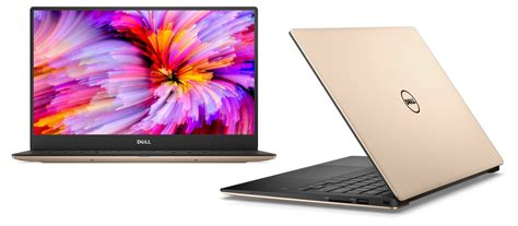Laptop Dell Xps 13 dell xps 13 laptop gets intel kaby lake cpus and larger 60whr battery for 22 hour legit