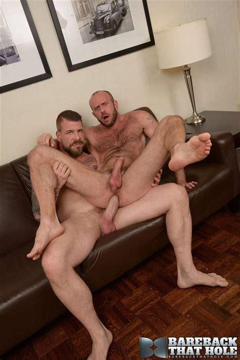 Hairy Muscle Daddy Rocco Steele Breeding Matt Stevens Gay Muscle Fuck