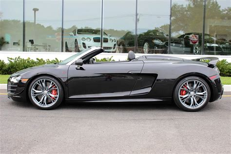 Audi R8 Gt 2012 by 2012 Audi R8 Gt 5 2 Spyder Convertible For Sale In