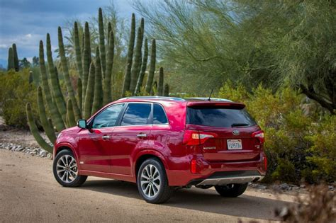 Kia Sorento 2014 Problems 2014 Kia Sorento Earns Nhtsa Five Safety Rating
