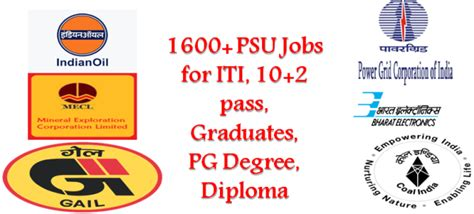 Mba Recruitment In Psu by Psu Apply For Vacancies In Iocl Gail Others