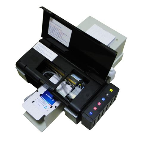 Printer Epson L800 automatic cd printer dvd disc printing machine pvc card printers for epson l800 impresora de cd