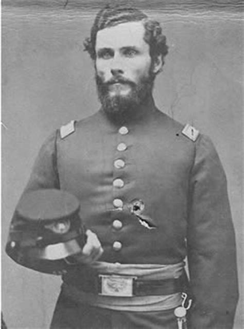 Capt. Andrew Jackson Grover, 76th NY Infantry Regiment