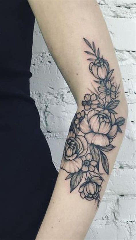 flower tattoo on the arm best 25 flower arm tattoos ideas on pinterest arm