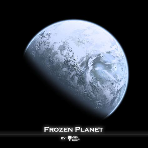 frozen planet wallpaper frozen planet by kgy graphic on deviantart