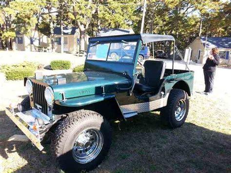 1947 Willys Jeep For Sale 1947 To 1949 Willys Jeep For Sale On Classiccars 5