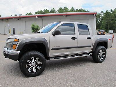 sell used 2004 chevrolet colorado crew cab lt 4x4 s