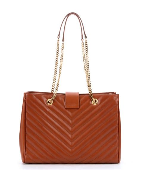 Ysl Quilted Bag by Laurent Chevron Quilted Leather Ysl Shoulder