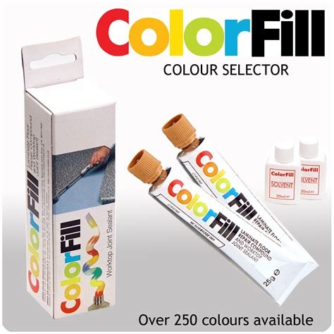Kitchen Fitting Supplies ColorFill Selector Single