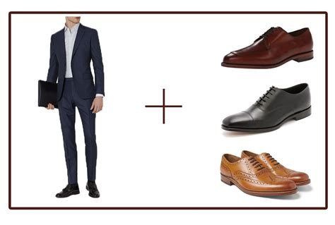what color shoes with navy suit how to coordinate your suits and shoes like a pro
